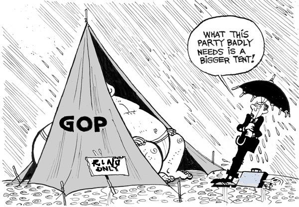 Big-tent