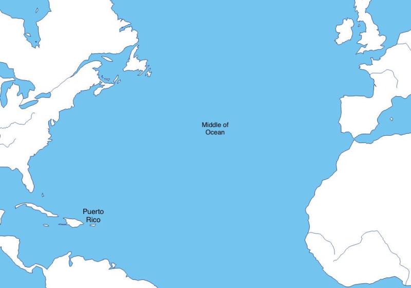 Middleofocean